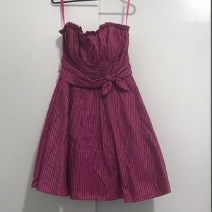 Betsey Johnson a-line party dress
